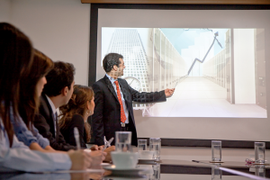 business development meeting image